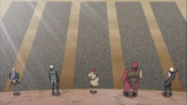 Article Spécial: Quatrième Grand Guerre Ninja