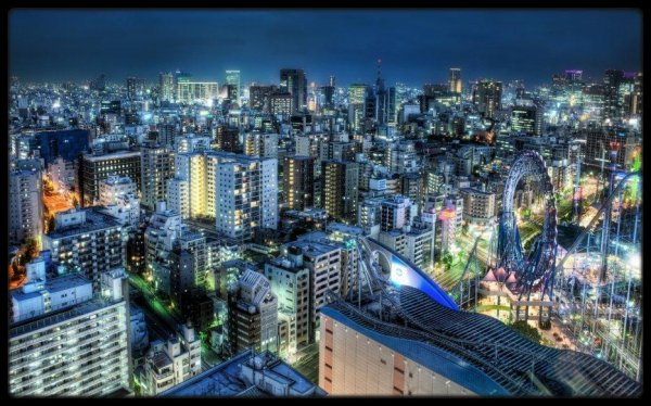 Tokyo, haut en couleurs !