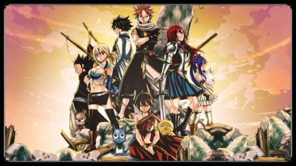 Album Photos - Fairy Tail