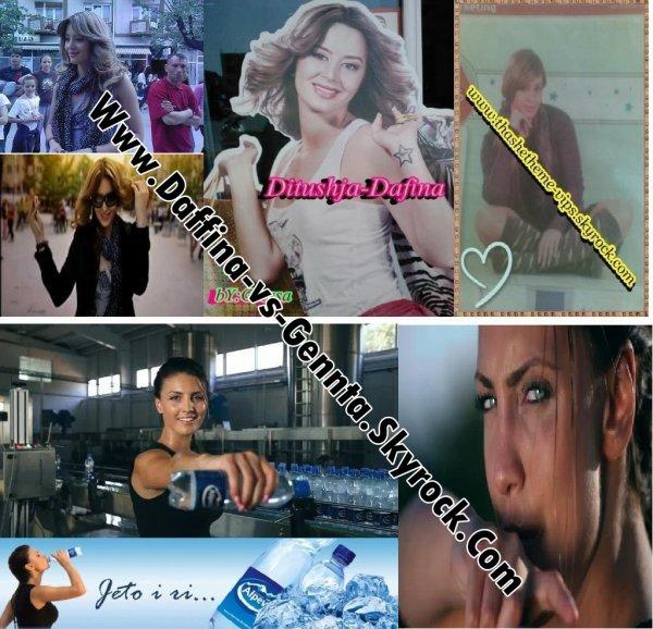 Cila duket me bukur ne keto reklama televizive Duffye for Teb Bank apo Genta for Uji i Alpeve ??