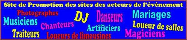 pourfairelafete.fr, un site pour promouvoir les votre
