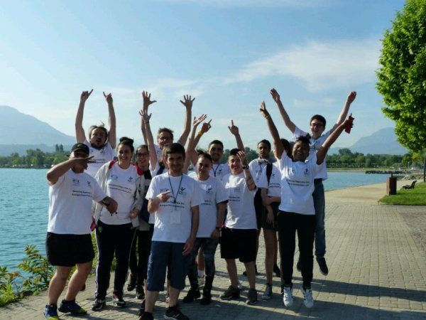 Participation sportive et mental des E2C a Chambéry