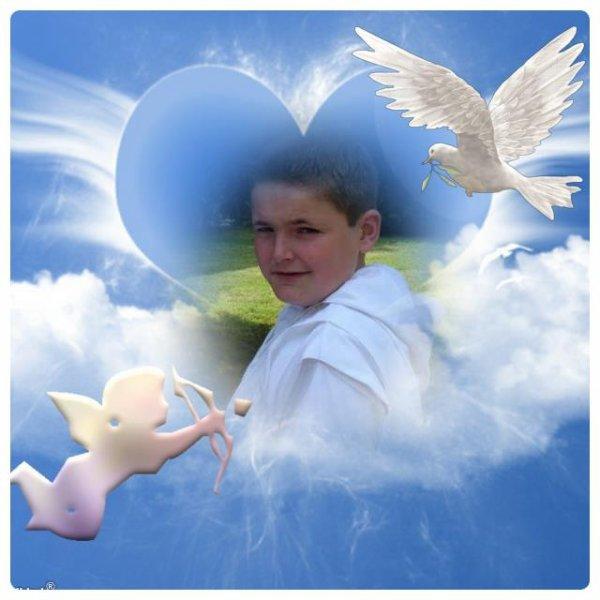 Mon ange tu manques à ma vie