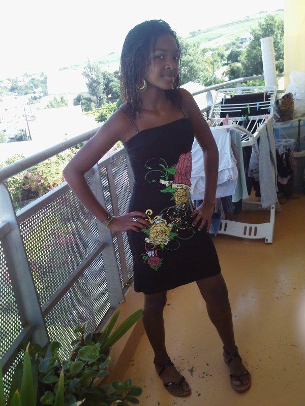 En mode robe ( : !