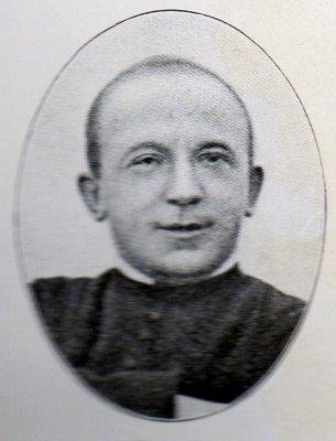 retour a  l'histoire hommage a l'Abbé Vital Alexandre curé a Mussy-la-ville en 1914