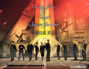 Super Junior ~ Sexy, Free & Singles (2012)