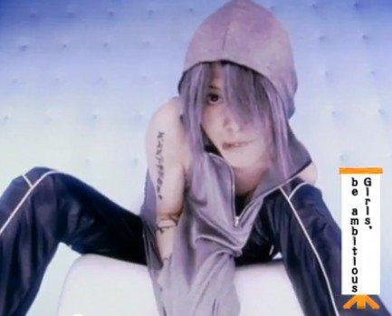 Gagaku / MIYAVI ~ Girls, be ambitious (2002)