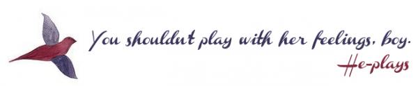 He Play