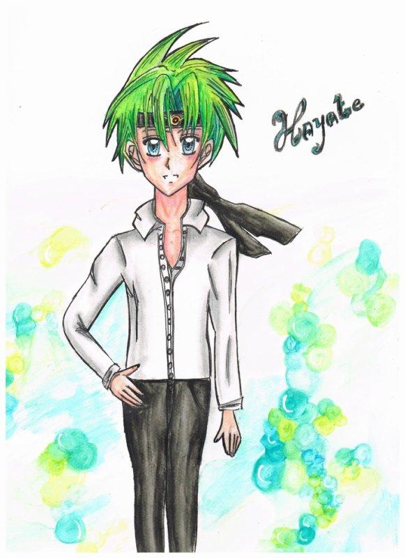Hayate pour princesse Asagiri