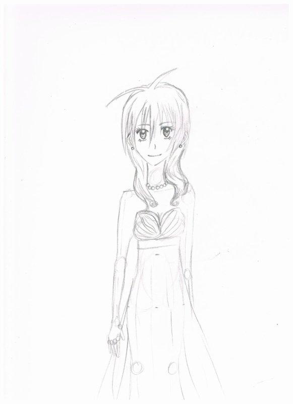 Kohaku pour Princesse Yumi