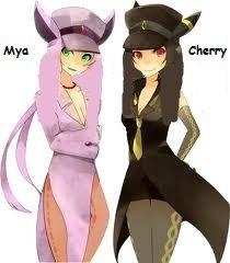 O.S., Mya & Cherry : Cousine, soeur et meilleures amies