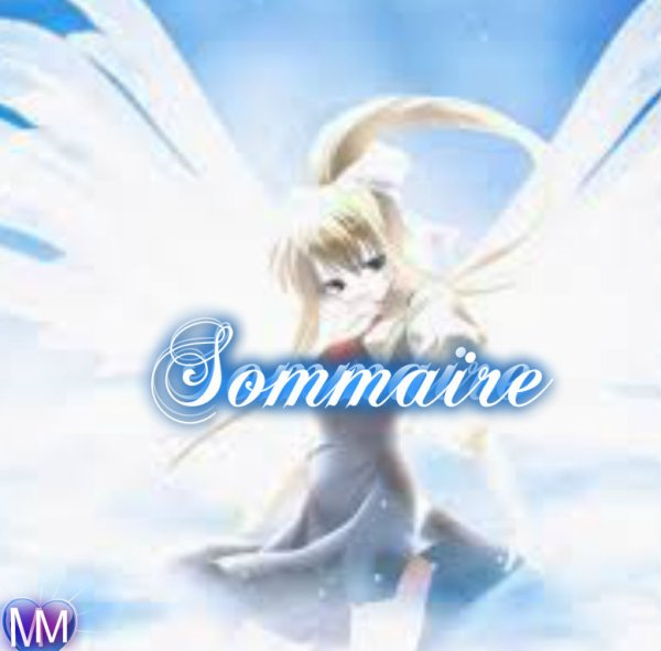 Sommaire 💜