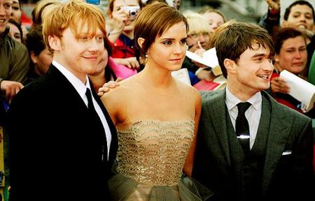 Harry Potter pour toujours dans nos coeurs ...