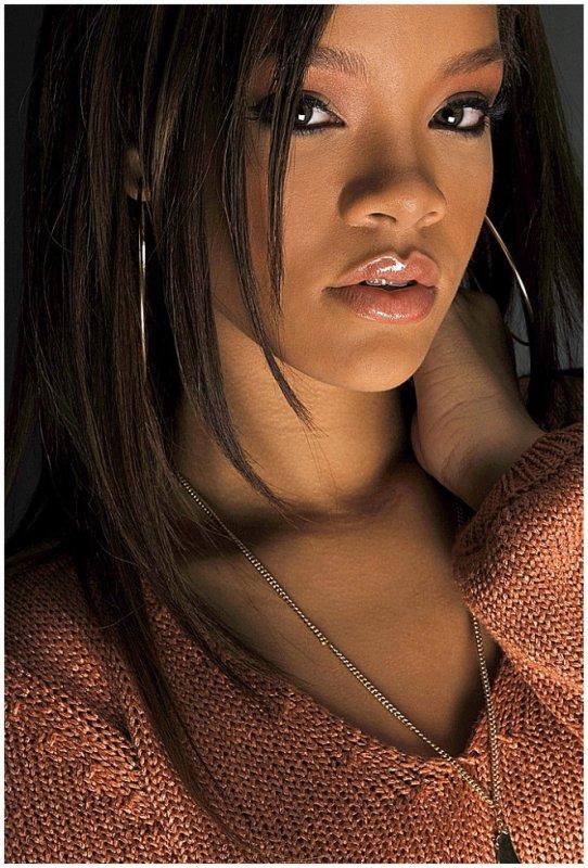rihanna photoshoot 2006