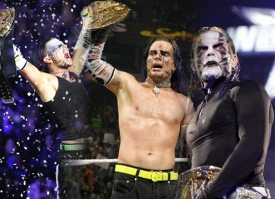 Jeff Hardy = Ses Titres