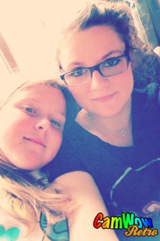 Ma cousine , elle est tout ce que j'ai de plus cher au monde ...