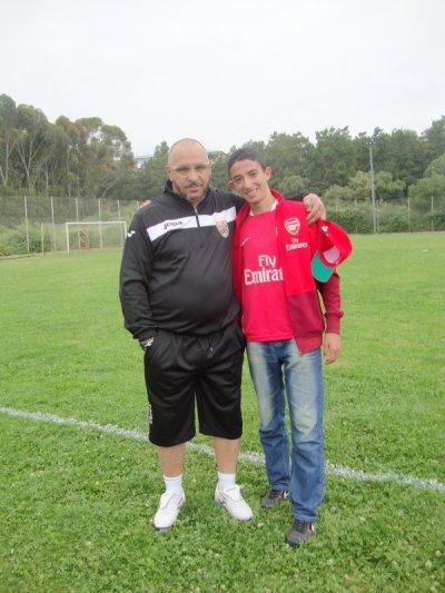 Ninou Avec MOULOUDIA Chnaoua d'Alger