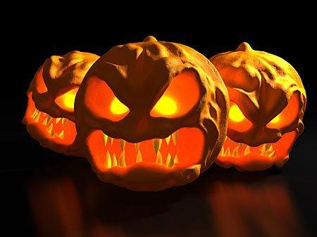 Joyeux Halloween ! :D