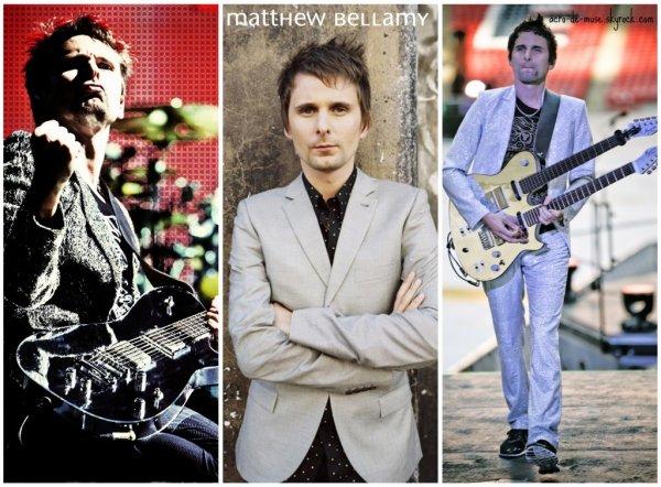 Matthew James Bellamy