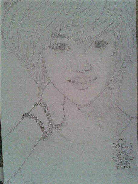 portrait : Taemin