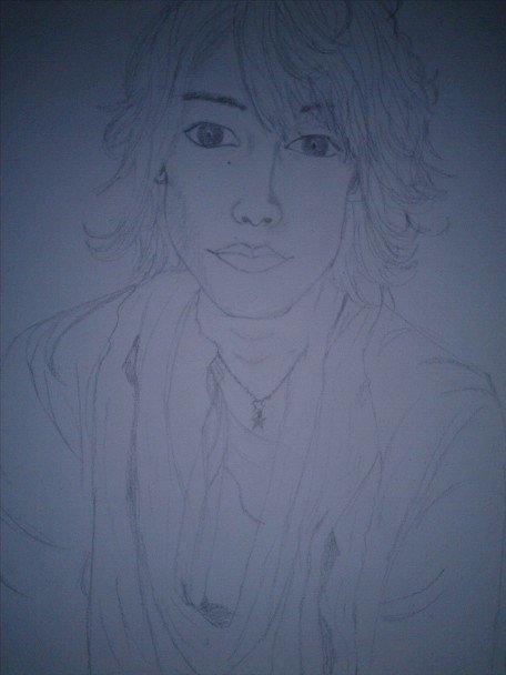 Portrait : Takeru Sato