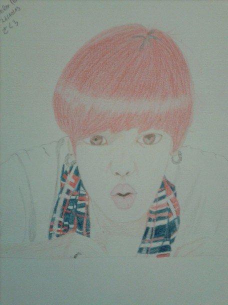 Portrait : Zelo (B.A.P)