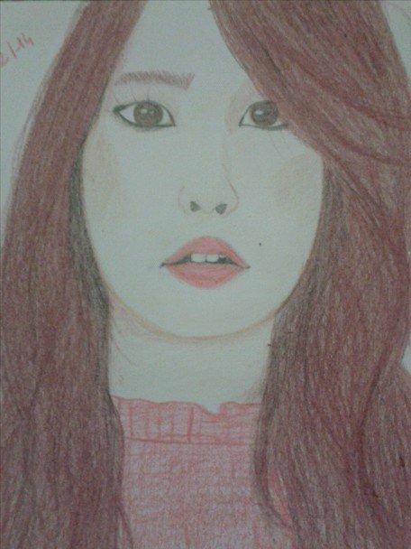 Portrait: IU