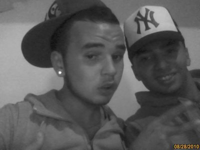 couzin dilan et moi :)