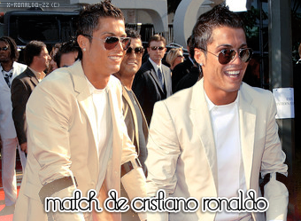 ■.... X-RONALDO-ZZ.SKYROCK.COM ....■.... ton website  sur le portugαis cristiαno ronαldo.... ■ .... Match de Liguα .... ■