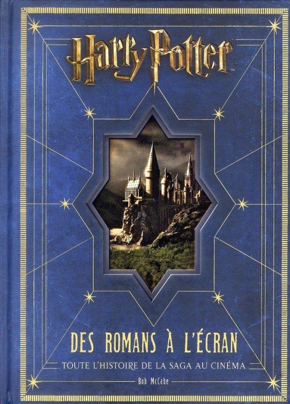 Video - livre  Harry Potter Des Romans a L'Ecrans -