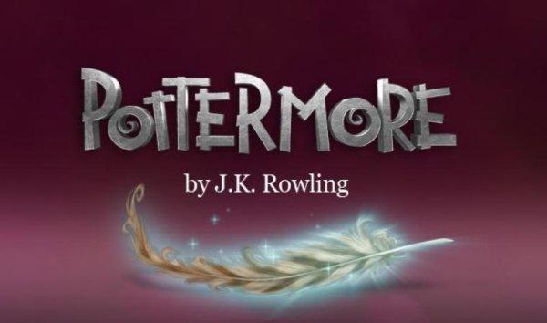 --O-O-- - Pottermore Message  - --O-O--