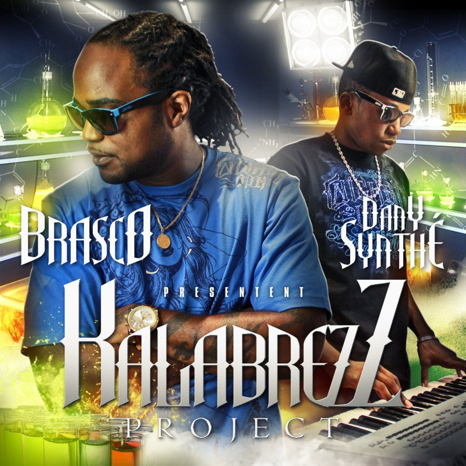 Brasco & Dany Synthe - KALABREZZ PROJECT ... Fnac & Itune
