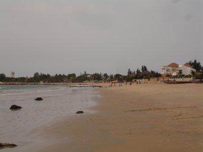 la plage de la somone