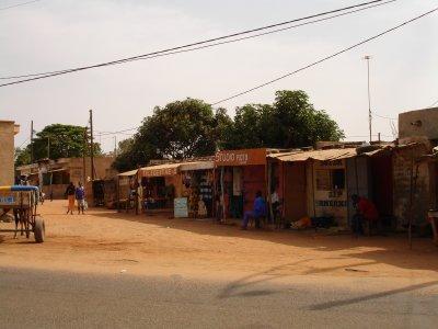les rues du village!!!