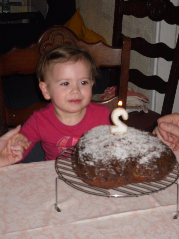 Mon bon gâteau
