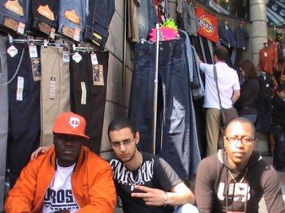 NLR & OROSKO (Ghetto Fabulous Gang) & MAJES-T