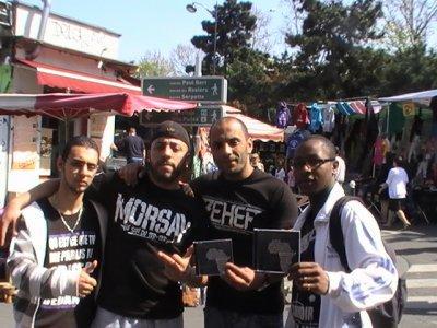 NLR & ZEHEF / MORSAY (Truand D'la Galere) & MAJES-T