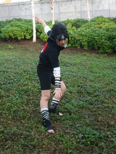 Sasuke examen chunin