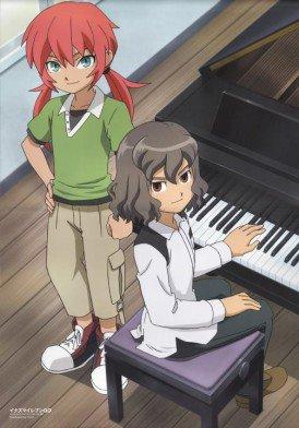 Shindou Takuto et Kirino Ranmaru.
