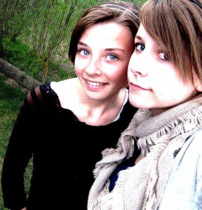 Manon ♥  & Ophélie