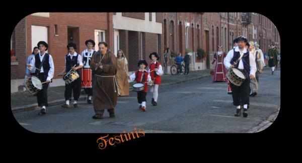 Procession St-Ghislain 2012