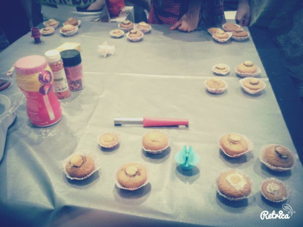 Cup-Cakes Parti !
