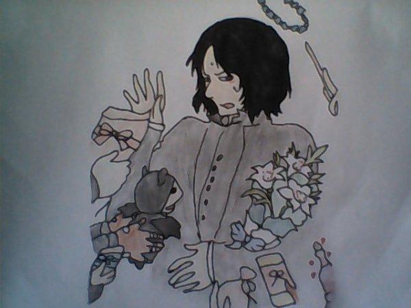 Severus ( Birthday Draw )