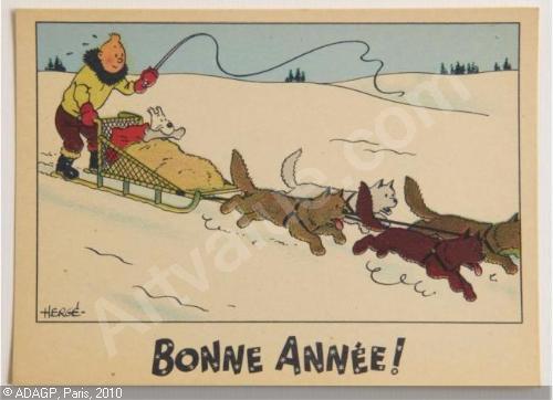Aslak Hurtig Team vous souhaite une très bonne année 2012.