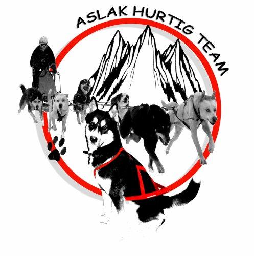 L'Aslak hurtig team