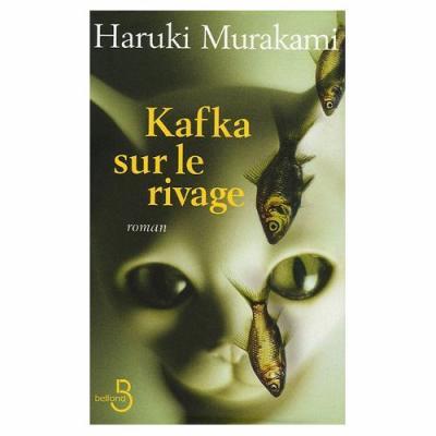 1. Kafka sur le rivage (835 p.) - Haruki Murakami