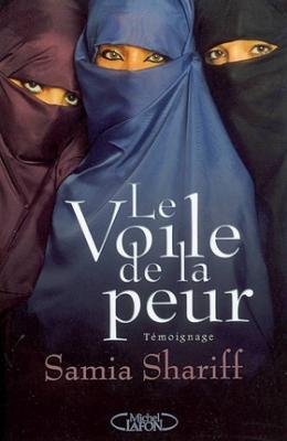 7. Le voile de la peur (458 p.) - Samia Shariff