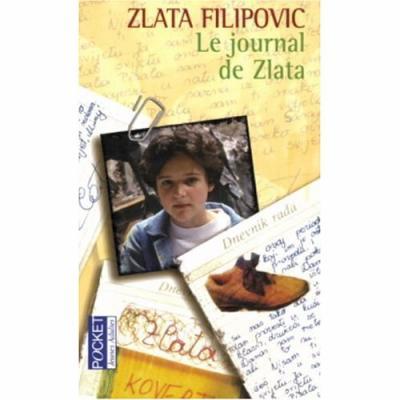 1. + Le journal de Zlata (198 p.) - Zlata Filipovic