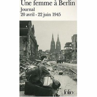 34. Une femme à Berlin (259 p.)  - Anonyme