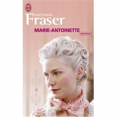 37. Marie-Antoinette ( ? p.) - Antonia Fraser